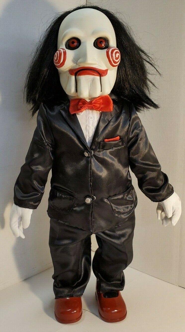 24  Sierra marioneta Billy-Spencer regalos Exclusivo (2004)
