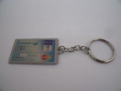 Porte-Clés Banque de Crédit Porte-clés Bus Carte Cartoon Cactus Case Card Holder