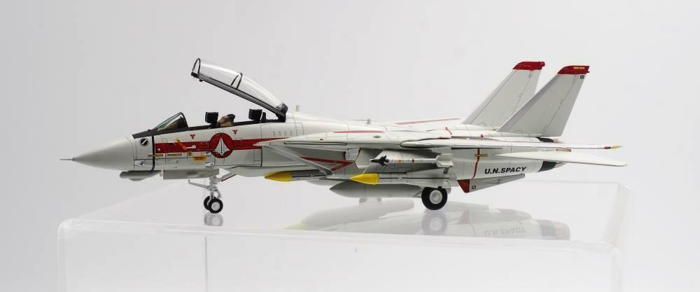 Calibre Wings 1 72 CBW72RB01 F-14 J Type robetech Anime syfi série avion