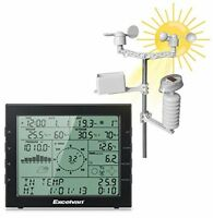 Weather Stations Professional Excelvan Wireless Weather Station Wifi Internet Uv