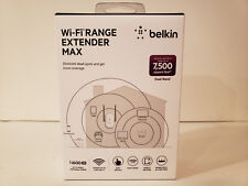Belkin N600 Dual-band Wi-fi Range Extender F9K1122