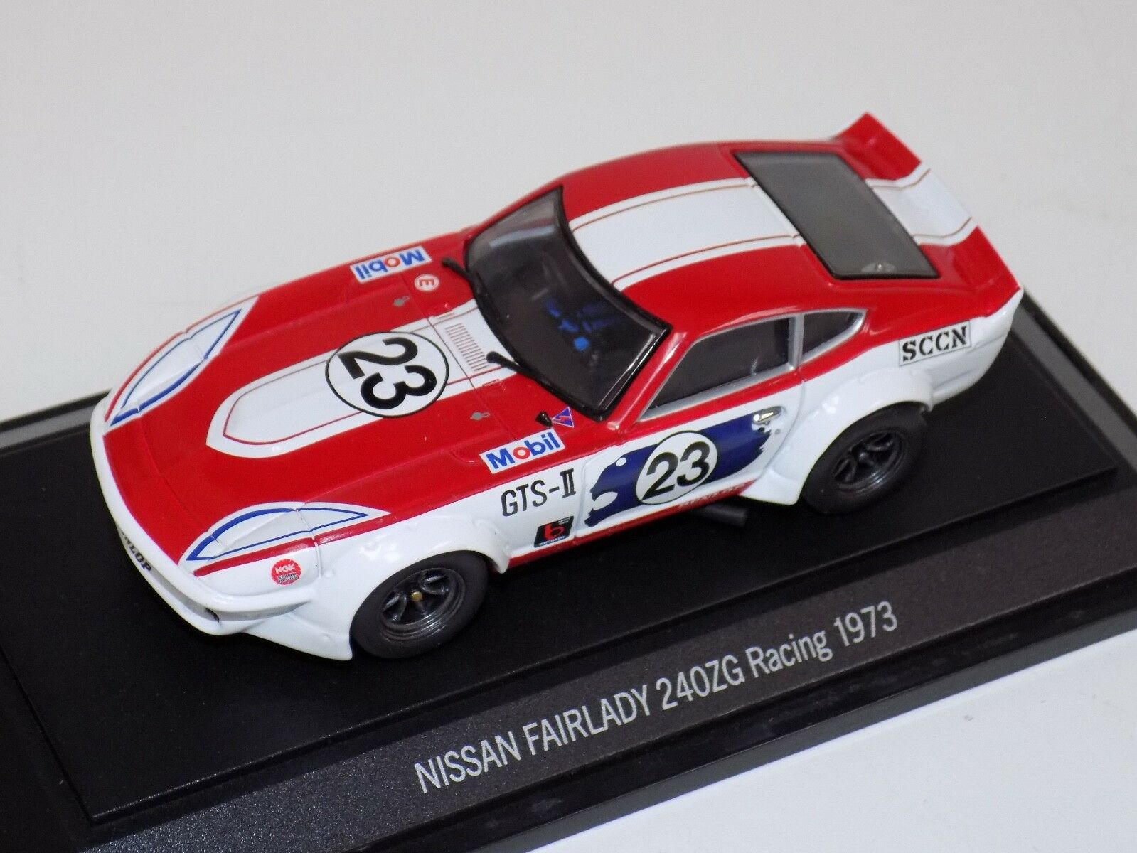 Ebbro Nissan FairLady 240ZG 1973 Racing car  23   627