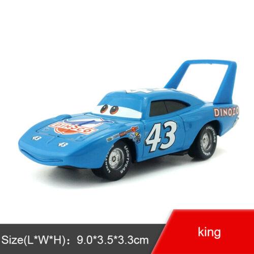 Disney Pixar 2 Cars 3 Snot Rod /& DJ /& Boost /& Wingo en Métal Moulé Sous Pression 1:55 Jouets Cars