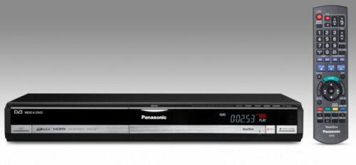 1 of 1 - Panasonic DMR-EX87 250GB HDD DVD Recorder Multi Region,FREE GOLD PLATED HDMI