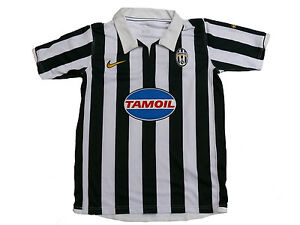 low priced e0e92 370a2 Details about Nike Juventus Turin Children's Jersey Kit Size 152 - 158