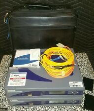 Qty2 Acterna Da 3600a Data Network Analyzers Withcarrying Case Amp Interface Module