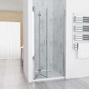 70 120 cm nischent r duschabtrennung duschwand dusche faltt r nano dusche esg da ebay. Black Bedroom Furniture Sets. Home Design Ideas