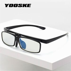 Apparel Accessories Yooske Rimless Classic Style Glass Lenses Reading Glasses Plain Mirror Men Women Unisex Eyewear Pretty And Colorful Men's Reading Glasses