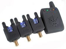 3 X GARDNER ATT Underlit Alarms RED/WHITE/BLUE + ATT V2 Receiver