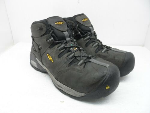 KEEN Utility Men's Detroit Xt Mid Steel Toe Waterp