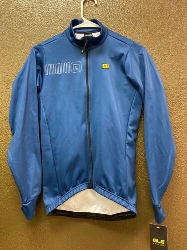 Alé Cycling Solid Color Block Long Sleeve Jersey Men/'s Medium
