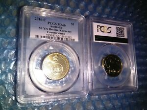 2016-MS66-One-Dollar-1-Changeover-Counterstamp-C-Mint-Mark-PCGS-Coin