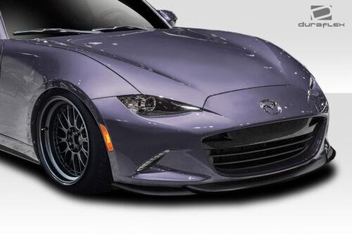 innova3.com 16-18 Mazda Miata GV Sport Duraflex Front Bumper Lip ...