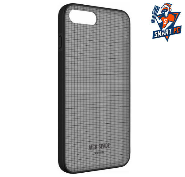 wholesale dealer 93bcf 2d555 Jack Spade Printed Clear Case for Apple iPhone 7 Clear/graph Check No