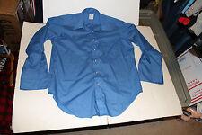 Arrow Vintage Decton Cum Laude Madison Avenue Sanforized Shirt Rockabilly RARE!