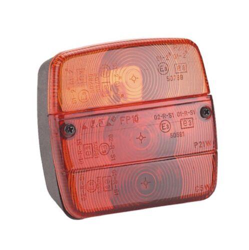 Funktions-Schlussleuchten 3 Kammern ohne Kennzeichenbeleuchtung 34621 Kerbl