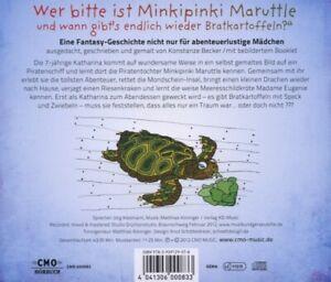 KONSTANZE-BECKER-WER-BITTE-IST-MINKIPINKI-MARUTTLE-UND-WANN-GIBT-039-S-CD-NEW