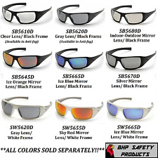 Pyramex Goliath Safety Glasses Motorcycle Sport Work Sunglasses Z87 1 Pair