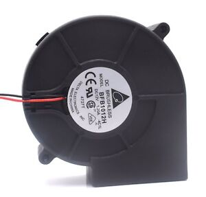 For-Delta-BFB1012H-4C1L-FAN-97-33-12V-1-2A-3pin