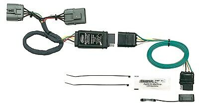 trailer wiring harness   fits nissan pickups 1986 1997