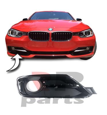 BMW 3 F30//F31 SPORT 2012-2016 FRONT BUMPER FOG LIGHT LAMP COVER RIGHT O//S
