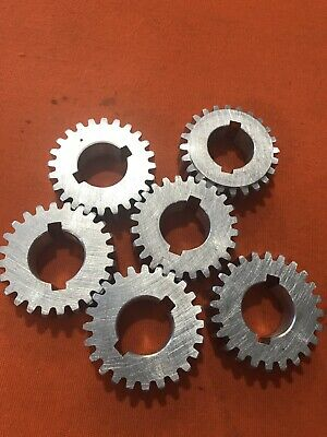 Logan Lathe 24 Tooth Stud Gear