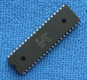 Circuito integrado DIP-40 WD37C65B-PL de Winbond