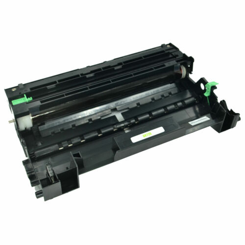 2 PK DR720 Drum TN-750 TN750 Black Toner Cartridge Set For Brother HL-6180DWT