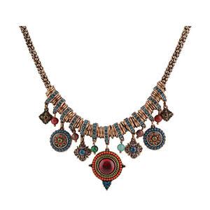 0Jypsy-Ethnic-Tribal-Turkish-Boho-Chain-Bid-Necklace-Tassel-Pendant-Fringe-0J