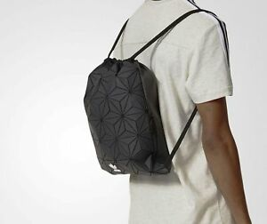 Details about ADIDAS ORIGINALS 3D GYM SACK BNWT ISSEY MIYAKE STYLE LAST 2  RARE! 60+ SOLD