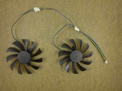 95mm Fan For ZOTAC Geforce GTX 1080 Ti ZOTAC ZT-P10810D-10P GTX 1080Ti AMP 42mm