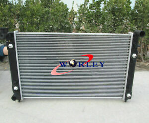 NEW-Radiator-for-Holden-VT-VX-Commodore-V6-AUTO-MANUAL-Dual-Oil-Cooler