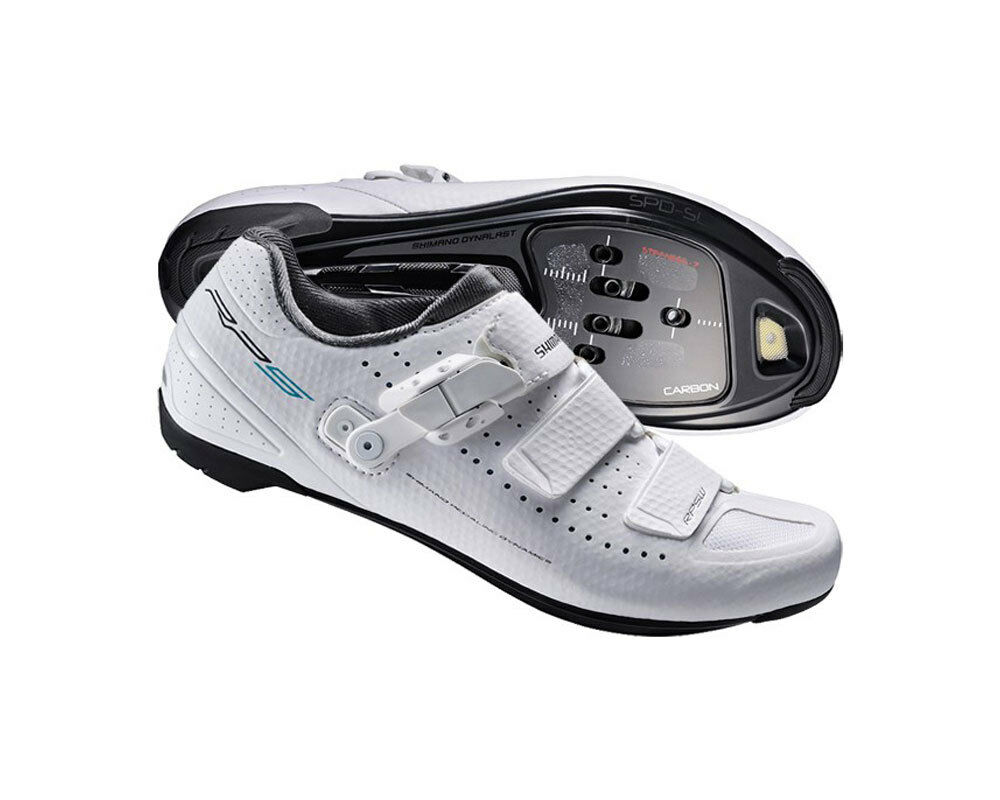Shimano RP5 - Womens  - Road SPD SL Cycling shoes - RP500 - White  high quaity