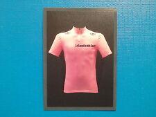 Figurine Panini 100 Giro d'Italia n.366 Maglia Rosa