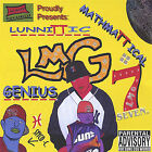The Lunnittic Mathmattical Genius by LMG 7 (CD, Jun-2005, No Sleep Records)