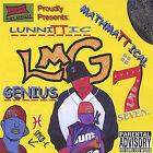 The Lunnittic Mathmattical Genius by LMG 7 (CD, Jun-2005, No Sleep Records)