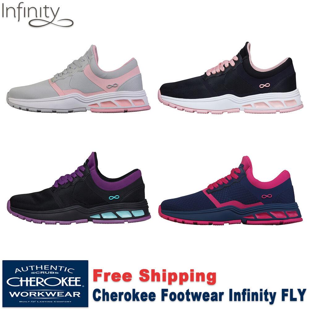 2019 DernièRe Conception Cherokee Vêtement De Travail Infinity Fly Femmes Athlétique Chaussures