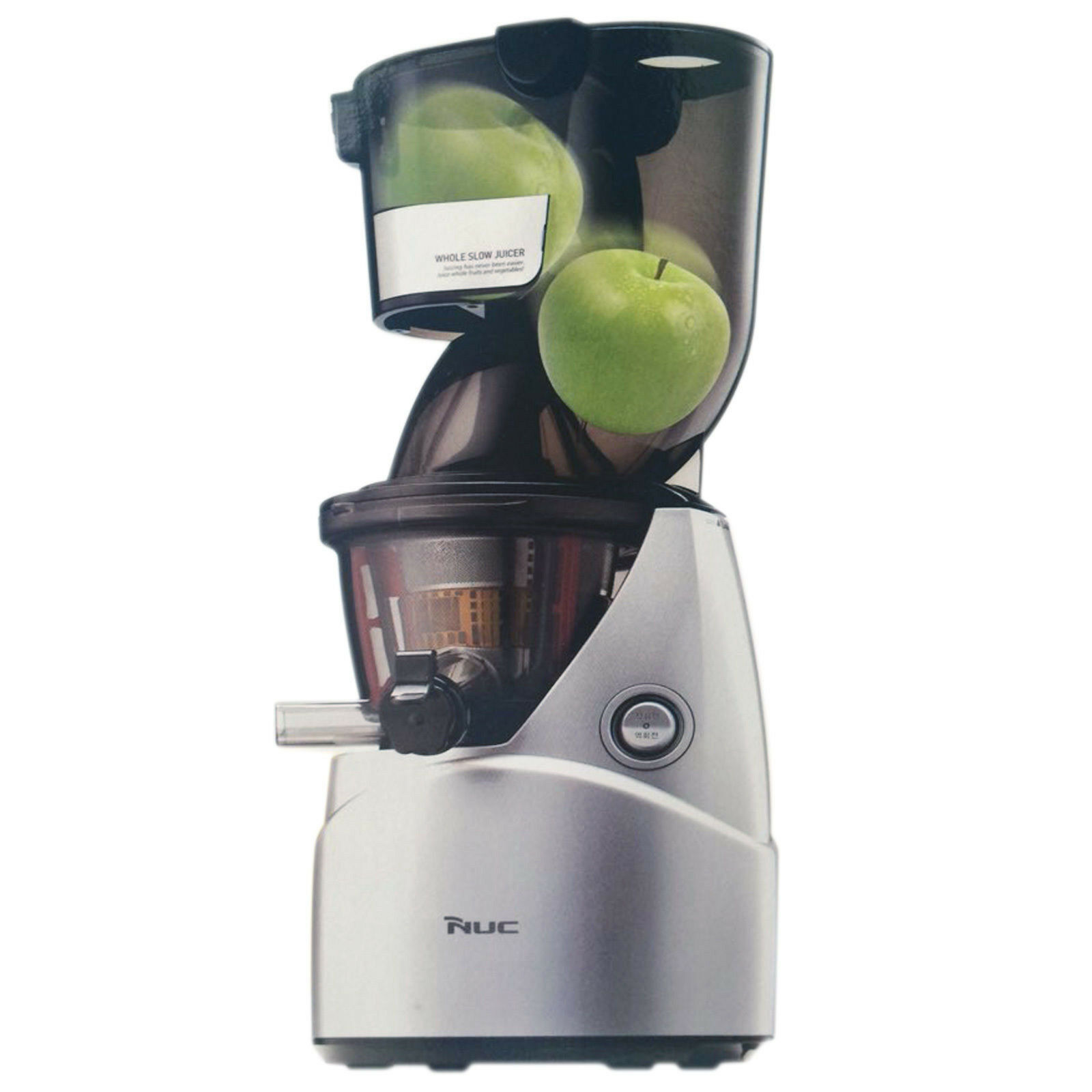 NEW NUC Kuvings KJ-623S Whole Mouth Slow Juicer Fruit Juice Extractor (B6000S)