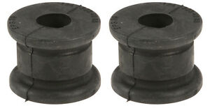 Mercedes-W124-R129-300E-300CE-OEM-Sway-Bar-Bushing-Front-SET-OF-2-124-323-49-85