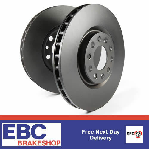 EBC Standard Brake Discs for MITSUBISHI Starion tandard D682 Pair