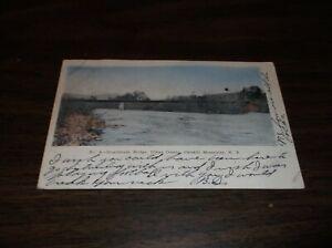 1906-ULSTER-amp-DELAWARE-BROADHEADS-BRIDGE-NEW-YORK-POST-CARD