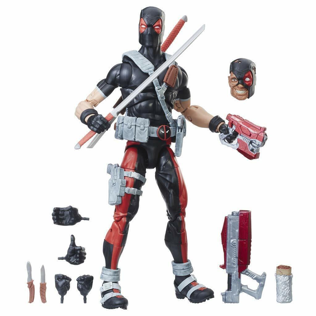Avengers - Figurine Deadpool Marvel Legends - Dimensione 30CM - HASBRO - NEUVE