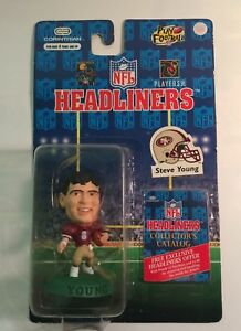 San-Francisco-49ers-NFL-Football-STEVE-YOUNG-Headliners-Figure-by-Corinthian