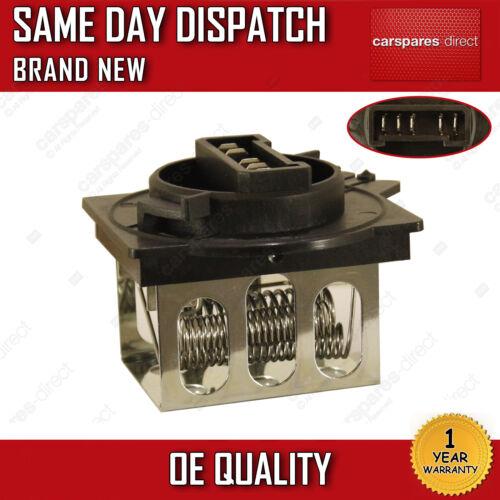 Brand New * PEUGEOT 306 1993 /> 2003 Radiateur Ventilateur Résistance