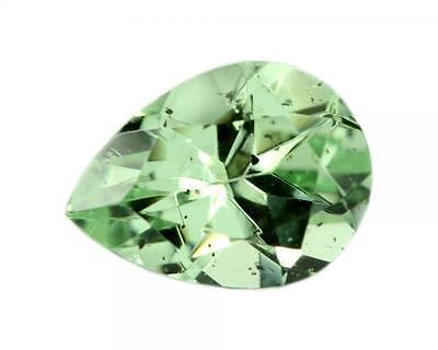 0.78 Carats Natural Merelani Mint Garnet Gemstone - Pear