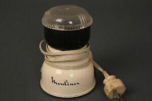 Moulinex-Kaffeemuehle-Typ-BM1-Elektromuehle-50er-60er-Zerkleinerer-Kuechengeraet