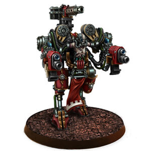 Details about 1x Mechanic Adept Male Castellan-Type Walker - Wargame  Exclusive