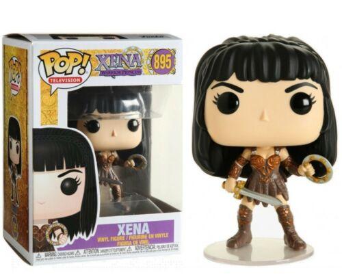 Funko television Vinyl Figure n° 895 Xena Warrior Princess Pop