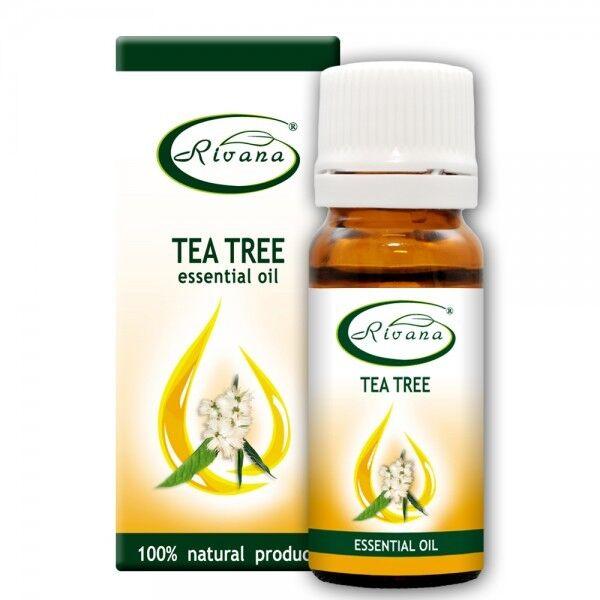 100% NATURAL Essential OIL Tea Tree - Melaleuca alternifolia - Buy 3 Get 1 Free