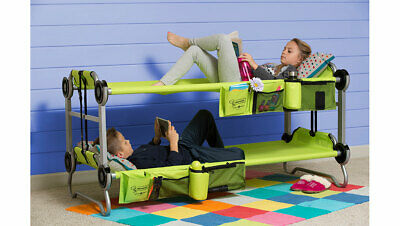 Graded Kid O Bunk Green By Disc O Bed Direct From